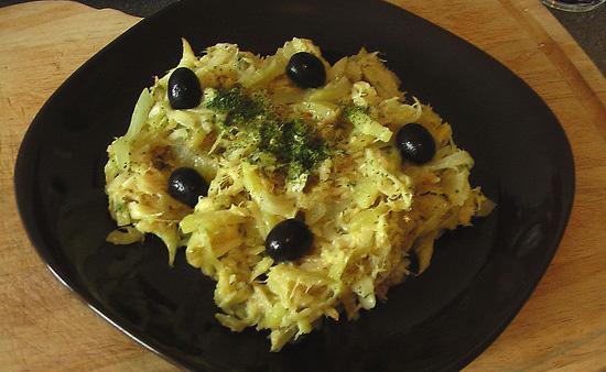 Bacalhau br s recette portugaise pr sent e par dulce rodrigues - Lupin recette portugaise ...